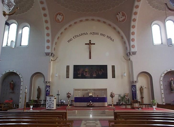 Parishes of the Dublin Diocese | Catholic Churches | Dublin